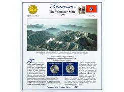 Постер штата Теннесси