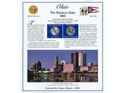 Постер штата Огайо