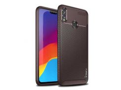 TPU чехол iPaky Kaisy Series для Huawei P Smart+ (nova 3i) (Коричневый) 663851