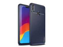 TPU чехол iPaky Kaisy Series для Huawei P Smart+ (nova 3i) (Синий) 663852