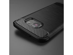 TPU чехол iPaky Slim Series для Samsung G950 Galaxy S8 (Черный) 482532