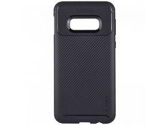 TPU чехол iPaky Kaisy Series для Samsung Galaxy S10 (Черный) 685652