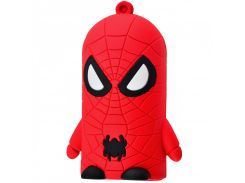 Портативное зарядное устройство PowerBank Emoji New Design 15000 mAh (Real 2600 mAh) (Spider_Man) 718145