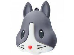 Портативное зарядное устройство PowerBank Emoji New Design 15000 mAh (Real 2600 mAh) (Rabbit) 718144