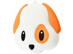 Портативное зарядное устройство PowerBank Emoji New Design 15000 mAh (Real 2600 mAh) (Puppy) 718142