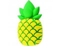 Портативное зарядное устройство PowerBank Emoji New Design 15000 mAh (Real 2600 mAh) (Pineapple) 718140