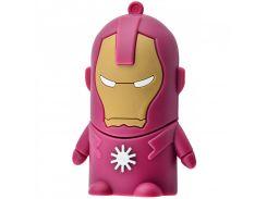 Портативное зарядное устройство PowerBank Emoji New Design 15000 mAh (Real 2600 mAh) (Ironman) 718137