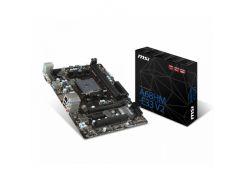 MSI A68HM-E33 V2 (sFM2+, AMD A68H)