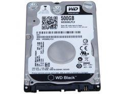 """Western Digital Black 500GB 32MB 2.5"""" (WD5000LPLX)"""