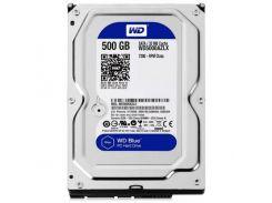 """Western Digital Blue 500GB 32MB 3.5"""" (WD5000AZLX)"""