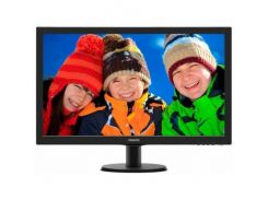 "Philips 21.5"" 223V5LHSB/01 Black"