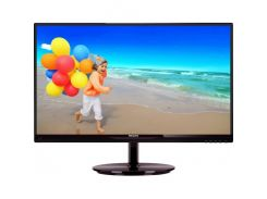 "Philips 21.5"" 224E5QSB/01 Black"
