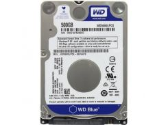 "Western Digital Blue 500GB 16MB 2.5"" (WD5000LPCX)"