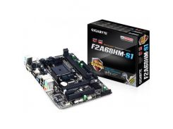 Gigabyte GA-F2A68HM-S1 (sFM2+, AMD A68)