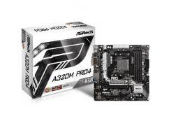 AsRock A320M Pro4 (sAM4, AMD A320)