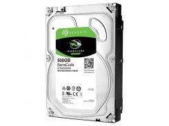 Seagate BarraCuda 500GB 32MB 7200RPM 3.5'' (ST500DM009)