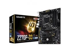 Gigabyte GA-Z270P-D3 (s1151, Intel Z270)