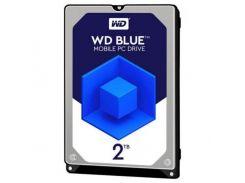 """Western Digital Blue 2TB 128MB 5400RPM 2.5"""" (WD20SPZX)"""