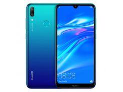 huawei y7 2019 3/32gb aurora blue