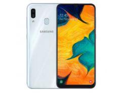 samsung galaxy a305f a30 2019 3/32gb (sm-a305fzwusek) white