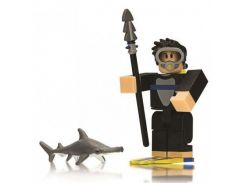 Jazwares Roblox Core Figures. Fish Simulator: Diver W5 (ROB0191)