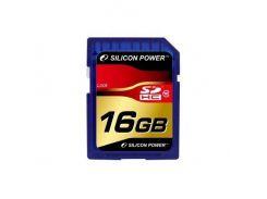 silicon power sdhc 16gb class 10 (sp016gbsdh010v10)
