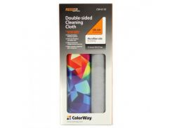ColorWay Premium Double-Sided Cleaning Cloth (CW-6110A)