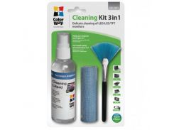 ColorWay 3 in 1 Cleaning Kit 100ml (CW-1031)