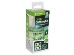 ColorWay 3 in 1 Large Cleaning Kit 200ml + 2 Cloth (CW-5200)