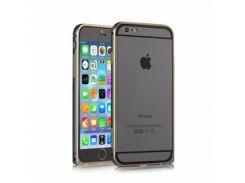 Devia iPhone6+/6S+ Buckle Curve Gun Black