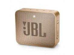 JBL GO 2 Pearl Champagne (JBLGO2CHAMPAGNE)