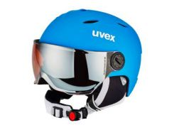 UVEX Junior Visor Pro (52-54) Blue (Open Box)