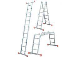 Лестница KRAUSE Multi Matic 4x3 (120632)