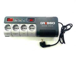 Стабилизатор Gresso SM1500 VA