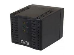 Стабилизатор напряжения Powercom TCA-2000 black