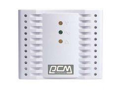 Стабилизатор напряжения Powercom TCA-1200 white