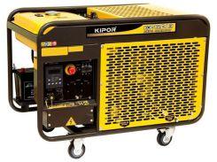 Дизельный генератор Kipor KDЕ12ЕA3