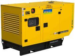 Дизельный генератор AKSA APD 33 A