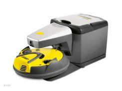 Робот пылесос Karcher RC 4000