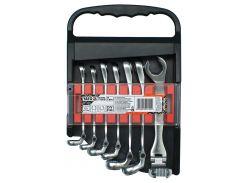 Набор накидных ключей Yato YT-0190