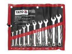 Набор ключей комбинированных Yato YT-0060