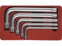 Набор угловых ключей SPLINE JONNESWAY H15M105S (5 предметов)