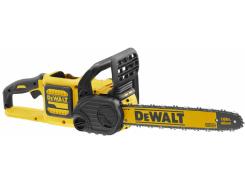 Аккумуляторная цепная пила DeWALT DCM575X1-QW