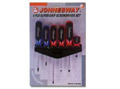 Набор отверток JONNESWAY D13PR06S (6 предметов)