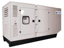 Дизельная электростанция KJ Power KJP110 (в шумозащитном корпусе)