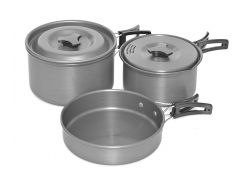 Набор посуды Trakker Armolife 3 Pce Cookware Set