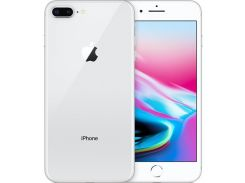 iphone 8 plus 256gb, silver б/у 4/5