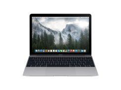 """Ноутбук Apple MacBook 12"""" Space Gray (MJY32) 2015 5/5 б/у"""