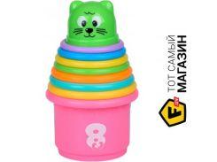 Игрушка для песочницы Same Toy Piles cup 9пр. (618-8Ut)