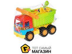 Игрушка для песочницы Same Toy Самосвал 6пр. (943-1Ut)